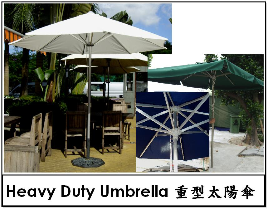 Heavy Duty Sun Umbrella (�Ӷ���)