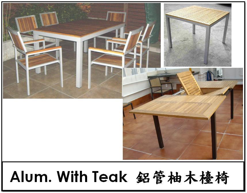 Alum Teak Furniture